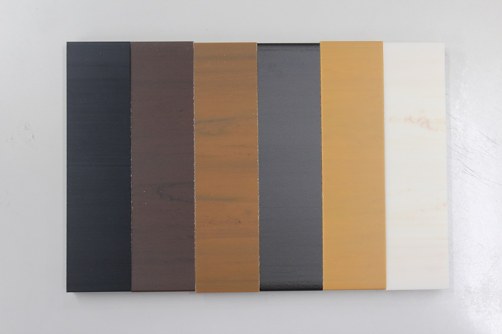 フェンスのカラー6色サンプル