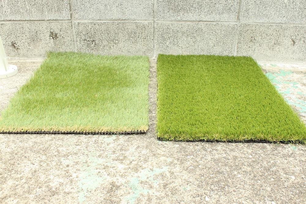 人工芝の比較