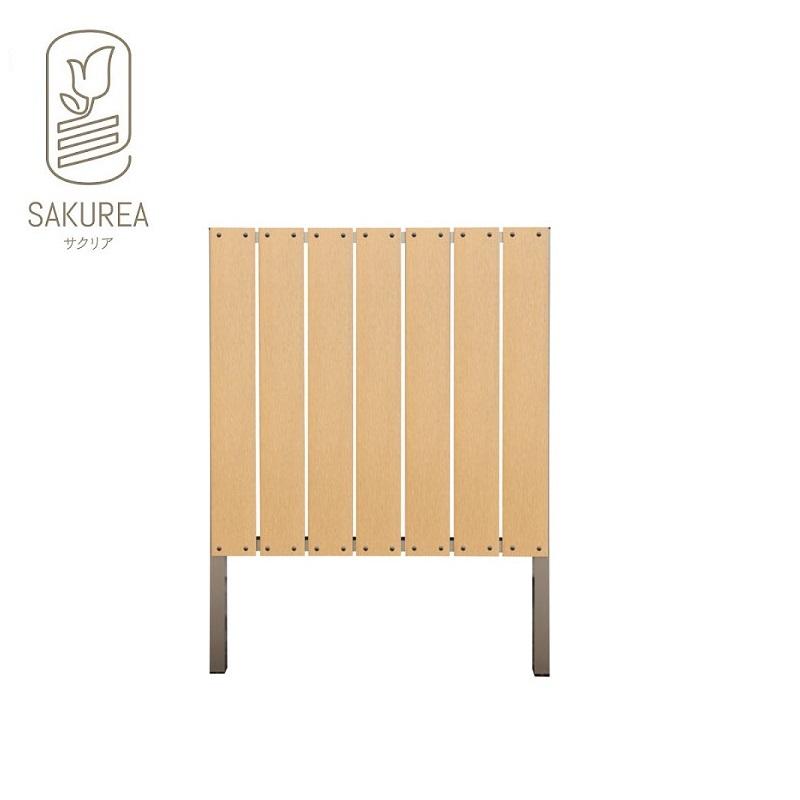 DIYコンフォートフェンス ストライプ板間隔1cm サンディング高さ120cm