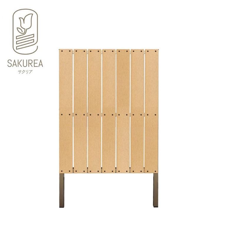 DIYコンフォートフェンス ストライプ板間隔1cm サンディング高さ150cm