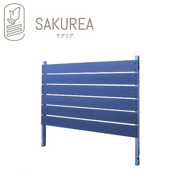 ブロック用フェンス ボーダー板間隔1cm高さ110cm幅120cm