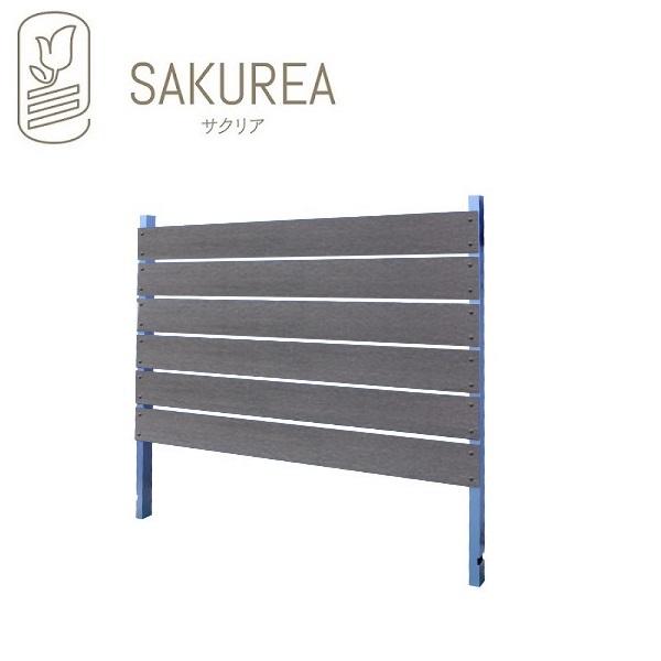 ブロック用フェンス ボーダー板間隔1cm高さ110cm幅120cm サンディング