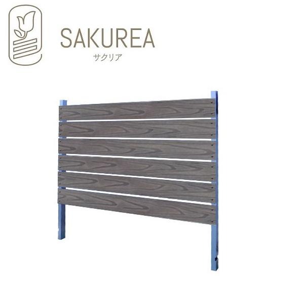 ブロック用フェンス ボーダー板間隔1cm高さ110cm幅120cm エンボス