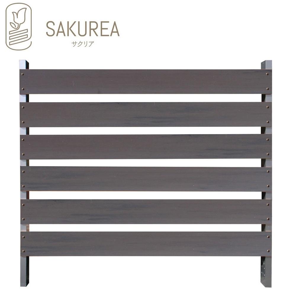 ブロック用フェンス ボーダー板間隔3cm高さ110cm幅120cm