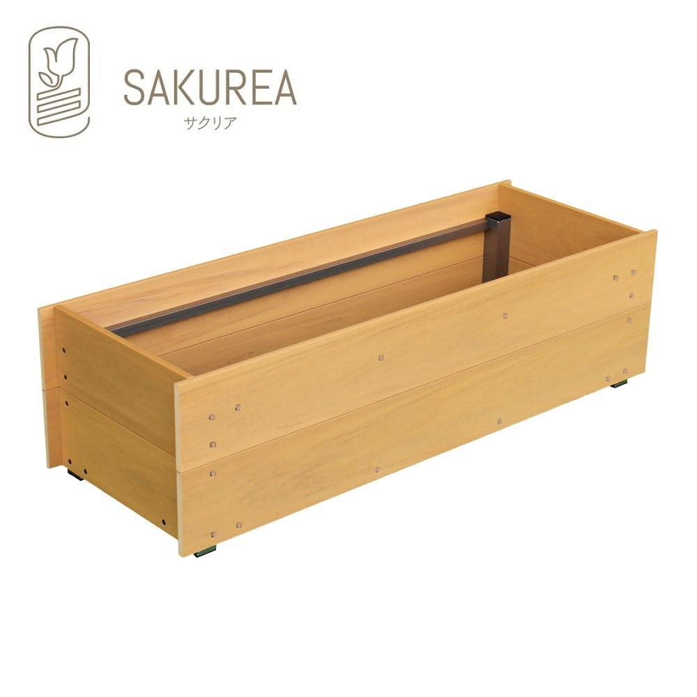 樹脂製プランターボックス