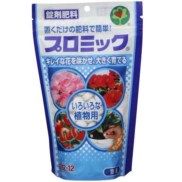 粒状・固型・粉末 プロミック錠剤いろいろな植物用 350g
