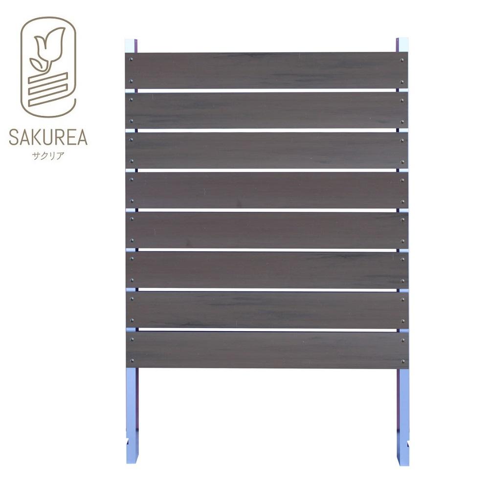 ブロック用フェンス ボーダー板間隔1cm高さ140cm幅90cm